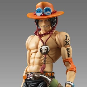 Figures & Dolls / Action Figures / Variable Action Heroes One Piece Portgas D. Ace (Re-run)