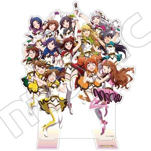The Idolm@ster 765 Production Allstars Big Acrylic Stand