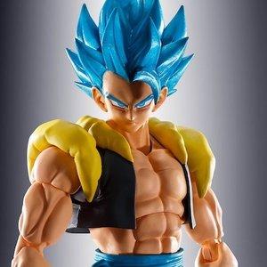 Figuarts Dragon Ball Super Saiyan God Super Saiyan Gogeta Figure INSTOCK US S.H