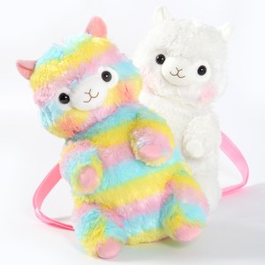 Plushies / Plushie Accessories / Alpacasso Alpaca Backpacks