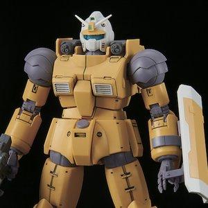 Toys & Knick-Knacks / Plastic Models / HG 1/144 Gundam: The Origin Guncannon Mobility Test Type/Firepower Test Type
