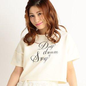 J-Fashion / Tops / LIZ LISA Ripple Short Sleeve Top