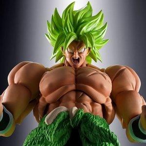 S.H.Figuarts Dragon Ball Super: Broly Super Saiyan Broly Full Power