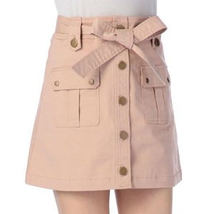 LIZ LISA Military Skirt