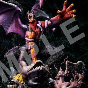 Devilman Crybaby Statue: Teaser Color Ver.