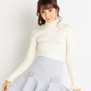 LIZ LISA Mock Turtleneck
