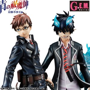 Figures & Dolls / Scale Figures / G.E.M. Series Blue Exorcist Rin & Yukio Okumura Set