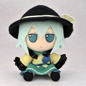 Touhou Project Plush Series #20: Koishi Komeiji