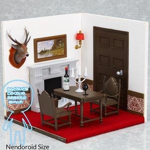 Nendoroid Playset #04: Western Life Set B (Re-run)
