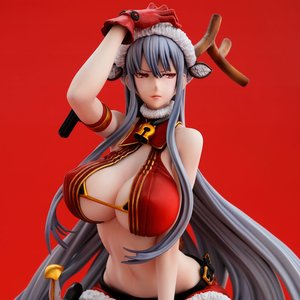 Figures & Dolls / Scale Figures / Bishoujo Figures / Valkyria Chronicles Duel Selvaria Bles -X'mas Party- 1/7 Scale Figure