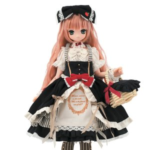 Figures & Dolls / Dolls / Ex Cute Otogi no Kuni: Snow Black Princess Aika (Dollybird Limited Ver.)
