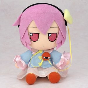 Plushies / Big Plushies / Touhou Project Plush Series #19: Satori Komeiji