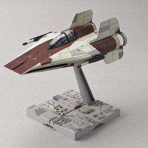 Toys & Knick-Knacks / Plastic Models / Star Wars A-Wing Starfighter 1/72 Scale Plastic Model Kit
