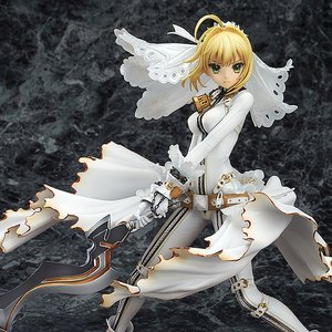Figures & Dolls / Scale Figures / Bishoujo Figures / Fate/Extra CCC Saber Bride