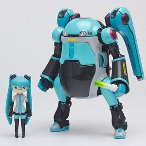 Figures & Dolls / Action Figures / Scale Figures / Bishoujo Figures / 35 Mechatro WeGo & 1/35 Scale Mechatro WeGo Hatsune Miku