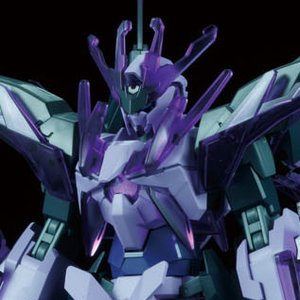 Toys & Knick-Knacks / Plastic Models / HGBF Gundam Build Fighters Honoo Try 1/144 Scale Transient Gundam Glacier