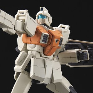 Toys & Knick-Knacks / Plastic Models / HGUC 1/144 Gundam: 08th MS Team GM Ground Type