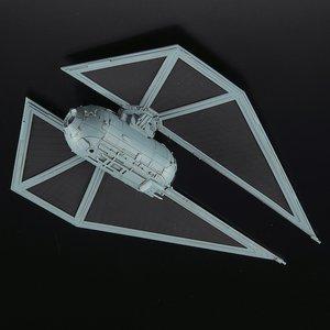 Toys & Knick-Knacks / Plastic Models / Rogue One: A Star Wars Story TIE Striker 1/72 Scale Plastic Model Kit