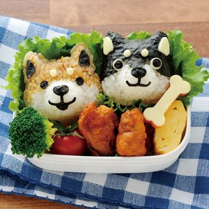 Home & Kitchen / Home Goods / Bento Containers / Omusubi Wan!