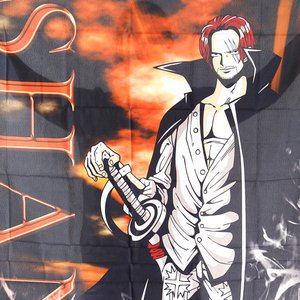 One Piece Shanks Deluxe Multi Cloth