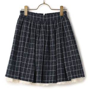 J-Fashion / Bottoms / LIZ LISA Checkered Skirt