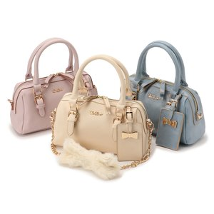 LIZ LISA Two-Way Boston Bag