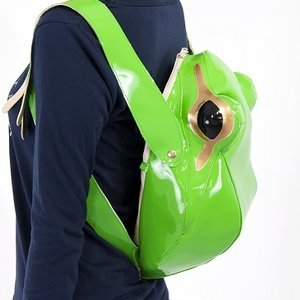 Otaku Apparel & Cosplay / Bags & Wallets / Frog Backpack