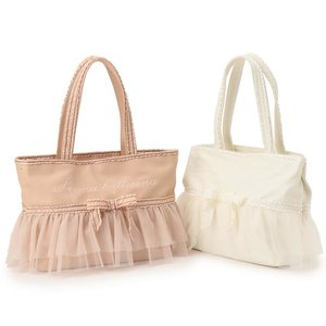 LIZ LISA Tutu Tote Bag