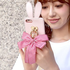 LIZ LISA Rabbit iPhone Case