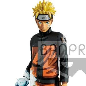 Naruto Shippuden Grandista Manga Dimensions -Shinobi Relations- Naruto Uzumaki
