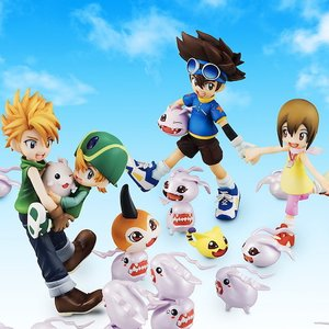 G.E.M. Series Digimon Adventure Figure Set