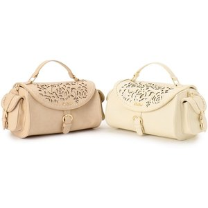 LIZ LISA Rose Filigree Handbag
