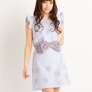 LIZ LISA Warm & Flowery Party Dress