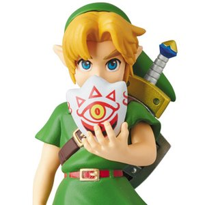 Figures & Dolls / Chibi Figures / Ultra Detail Figure Legend of Zelda: Majora's Mask Link