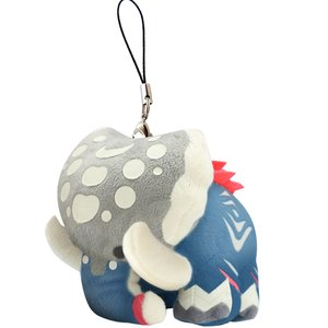 Monster Hunter Gammoth Mini Plush