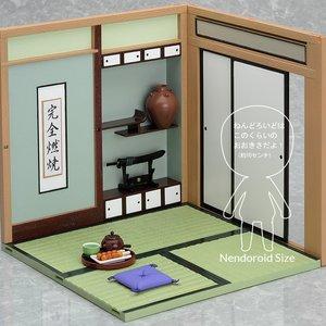 Figures & Dolls / Figure Accessories / Nendoroid Playset #02: Japanese Life Set B - Guestroom Set (Re-run)