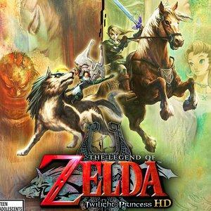 The Legend of Zelda: Twilight Princess HD w/ amiibo (Wii U)
