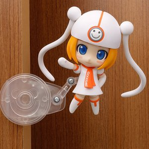 Figures & Dolls / Chibi Figures / Nendoroid More: Clip Stand 1.5 (Crystal Clear)