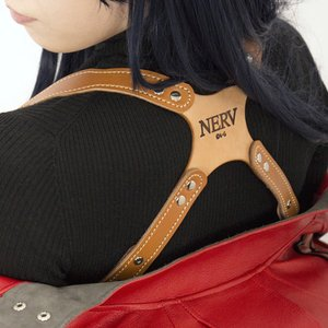 Otaku Apparel & Cosplay / Cosplay Props / NERV Horizontal Shoulder Holster - Misato Katsuragi Model