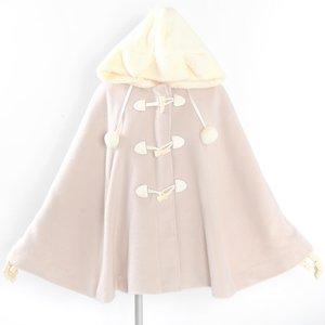 J-Fashion / Coats / E Hyphen World Gallery BonBon Catbon Poncho