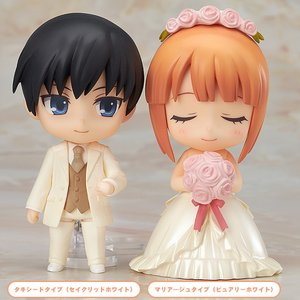 Nendoroid More: Dress-Up Wedding (Re-run)