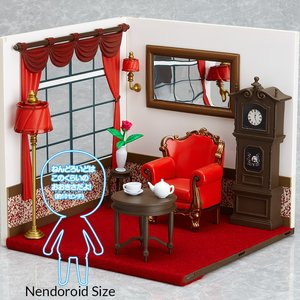 Figures & Dolls / Figure Accessories / Nendoroid Playset #04: Western Life Set A (Re-run)