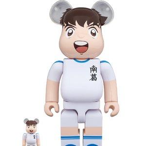 BE@RBRICK Captain Tsubasa Ohzora Tsubasa 100% & 400% Set