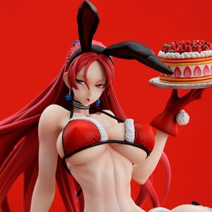 Figures & Dolls / Scale Figures / Bishoujo Figures / Valkyria Chronicles Duel Juliana Everhart -X'mas Party- 1/7 Scale Figure