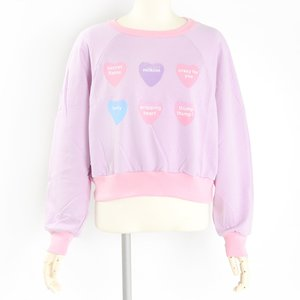 milklim Heart Candy Sweatshirt