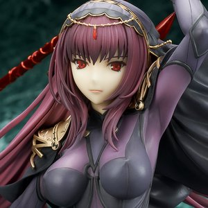 Fate/Grand Order Lancer/Scathach 3rd Stage of Ascension 1/7 Scale Figure