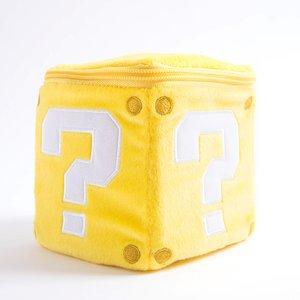 "Coin Box 5 Plush | Super Mario"""