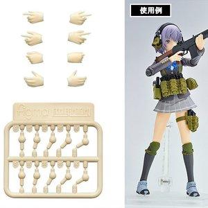 Little Armory-OP4: figma Hands for Guns (Re-run)