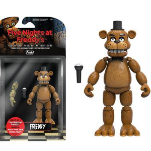 "Five Nights at Freddy's 5"" Action Figures"
