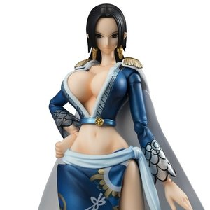 Figures & Dolls / Action Figures / Bishoujo Figures / Variable Action Heroes One Piece Boa Hancock Blue Ver.
